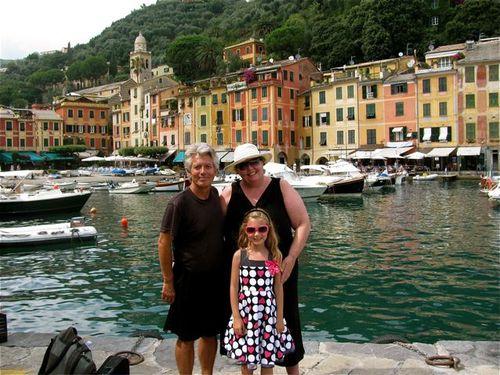 Portofino, Italy, Italian
