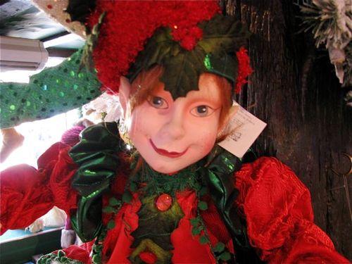 Elf Christmas Europe