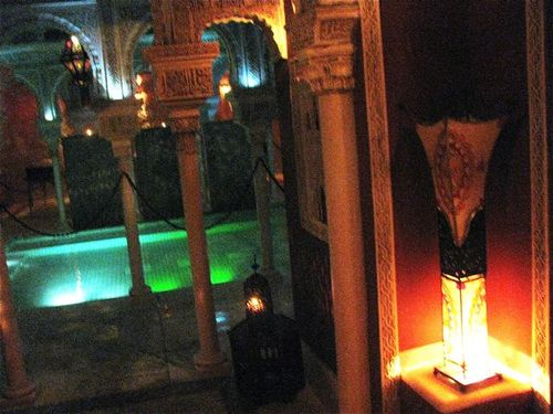 arab baths andalusia, andalucia, Moorish architecture, massage, healing, family travel, healing water therapy