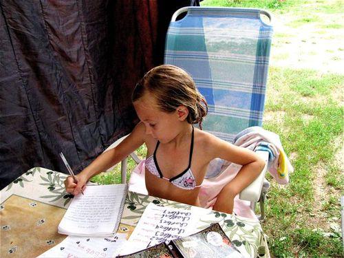 Family travel italy doing homeschool digital nomad family