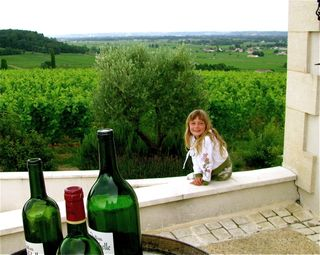Camping Europe France Bordeaux St Emilion wine country road trip