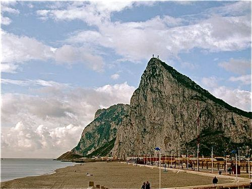 Gibraltar day trip family holiday from Costa Del Sol,Andalusia, Spain city break, kids