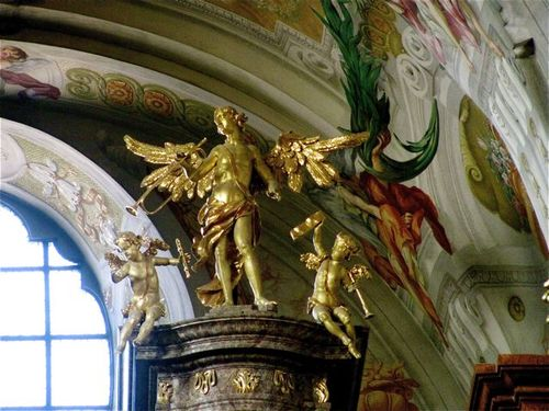 family travel tips austria Melk abbey