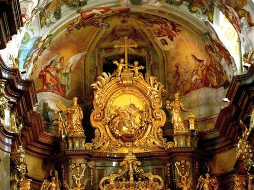 world's most beautiful church in Europe