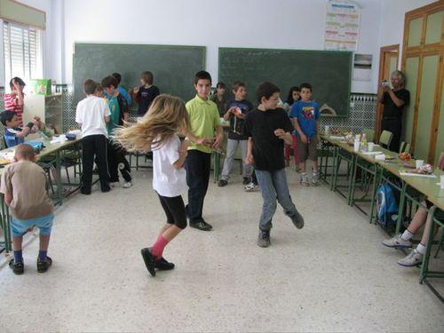wild tween dancing