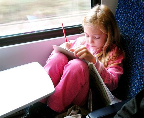 5 favorite travel writers like our 8 year old in London