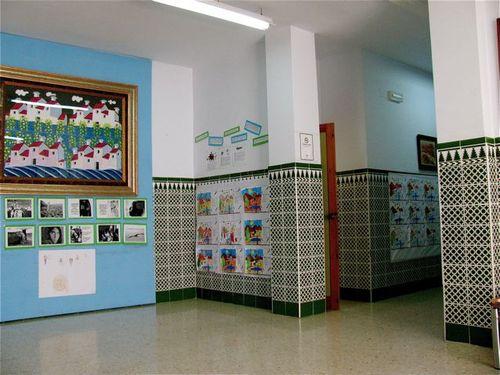 school in Spain
