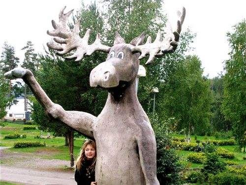 family travel in Sweden tips