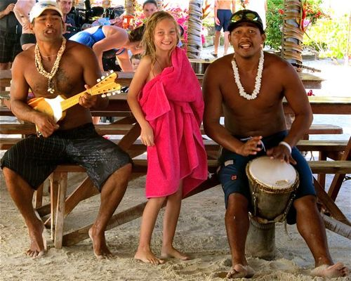 Bora Bora & Polynesian culture