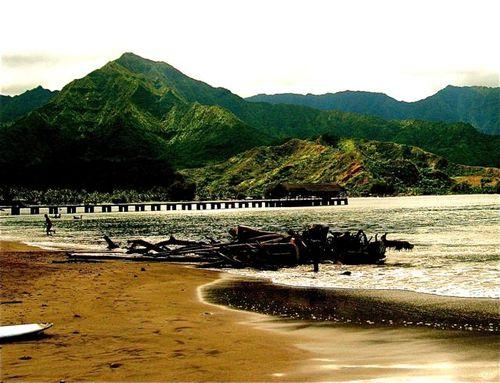 Gorgeous Hanalei Bay
