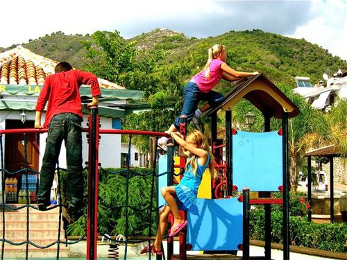 Kids, Friends, Travel on The Ultimate Family Adventure in Spain