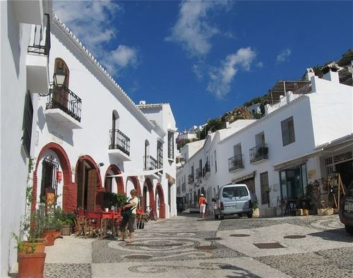 my favorite white village in Andalusia