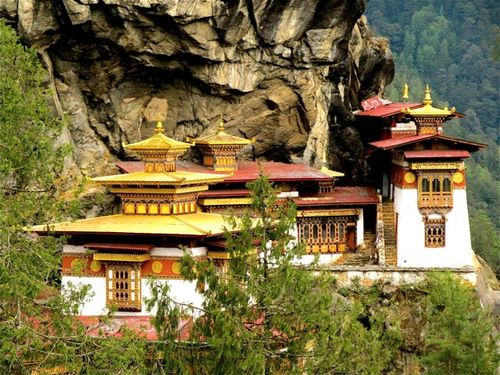 Bhutan Tiger's Nest Paro Taktsang Monastery