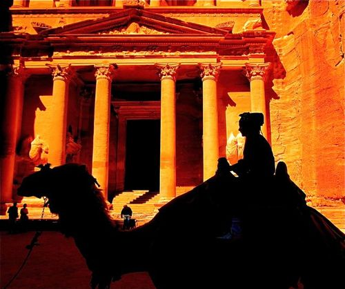 family vacation Petra Wow
