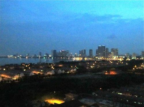 Georgetown, Penang skyline