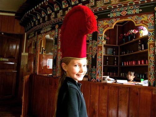 Bhutan family fun and festivals