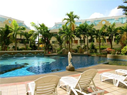 Most rental apartments have lovely pools and all amenities