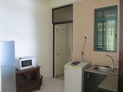 Penang budget rental apartment