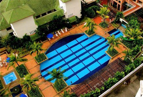 tropical Asia luxury resort
