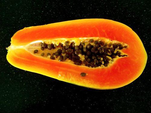yummy papaya
