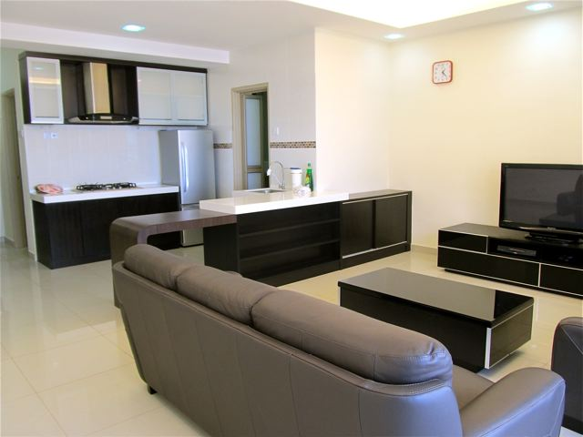 2 Bedroom Rental Apartment In Georgetown Penang S Time Square With Views