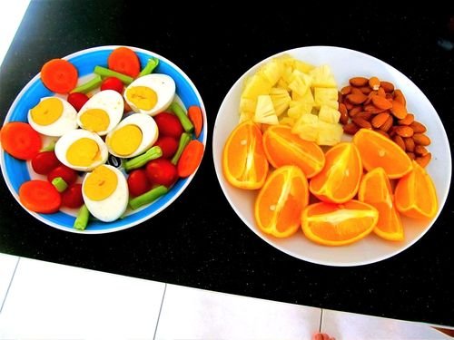 yummy, healthy snacks for kids