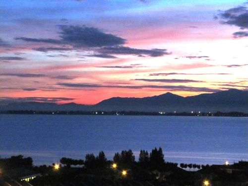 stunning sunrise - morning has broken