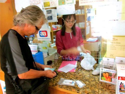 buying prescription drugs at Penang pharmacy