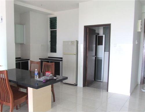Penang furnished rental condo- Our new home