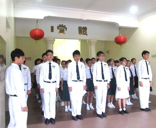 Mandarin Chinese education at a 5 star school in Penang