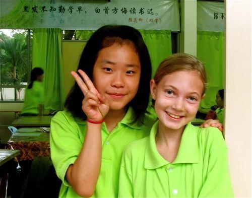 Global kids trilingual  fun!