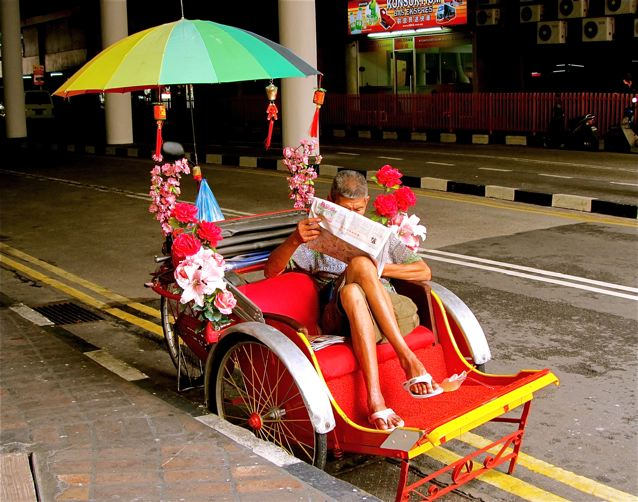 Living in Asia ..typical, .tropical amusements