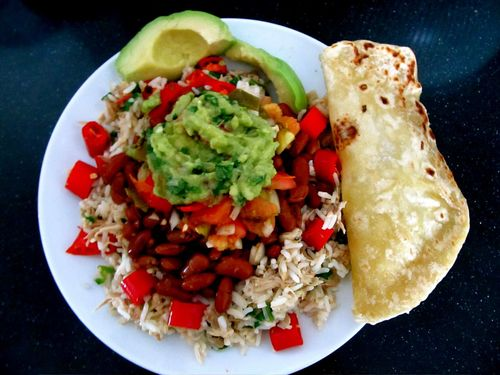 Yum! Delicious, healthy, cheap Mexican food around the world