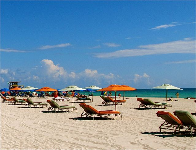 Stunning South Beach, Miami Florida