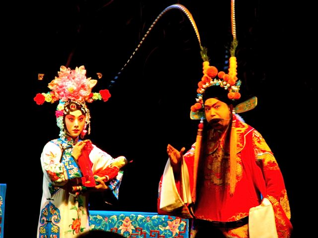 Beijing Opera or Peking Opera