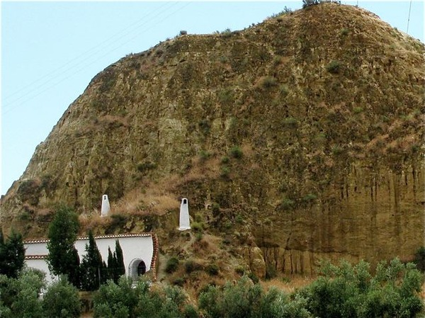 Intriguing caves and cave dwellers in Spain
