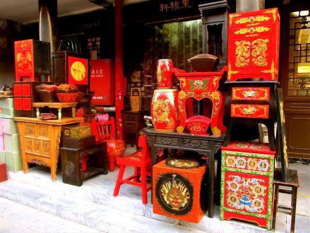 Panjiayuan Antique Market in Beijing china