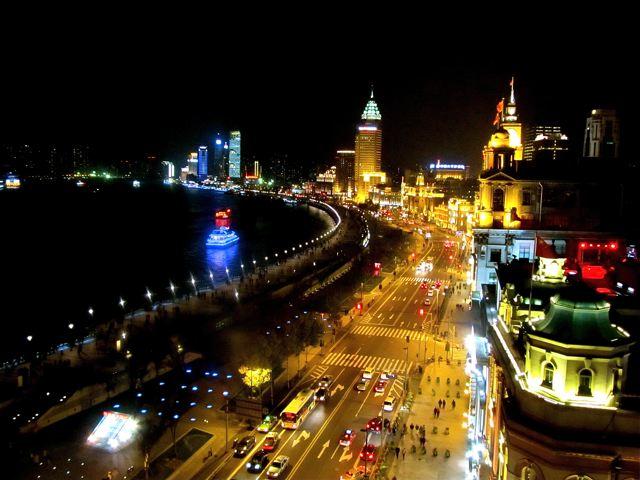 Shanghai cityscape - bund