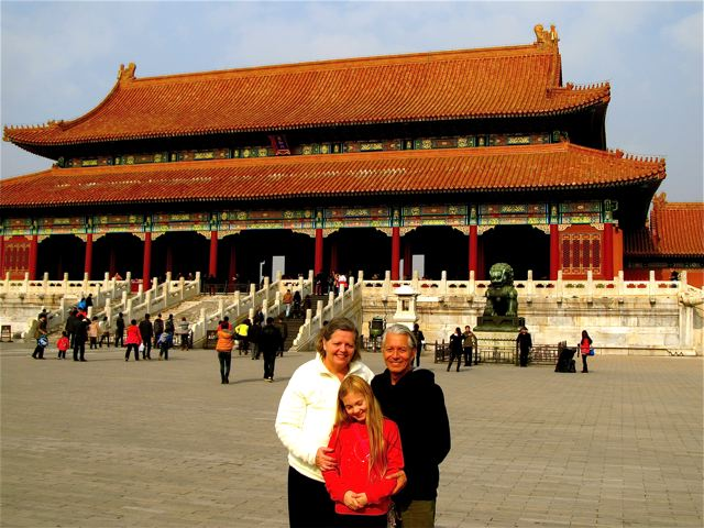 Forbidden City in Beijing with soultravelers3