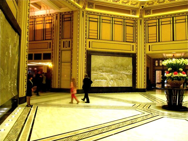 Fairmont Peace Hotel legendary luxury