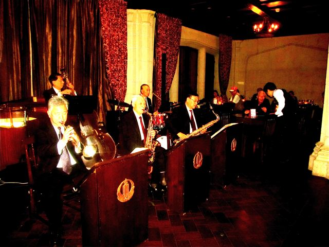 Fairmont Peace Hotel Jazz Bar