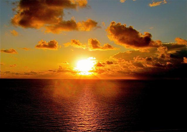 Key West Sunset is world famous