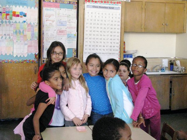 Helping disadvantaged kids in Harlem to travel the world