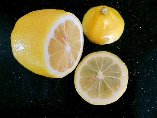 Lemons have many health benefits--including using them for creme rinse