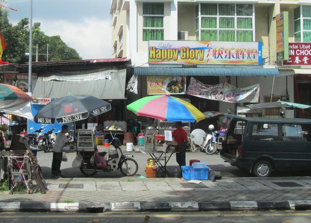 urban glut Penang