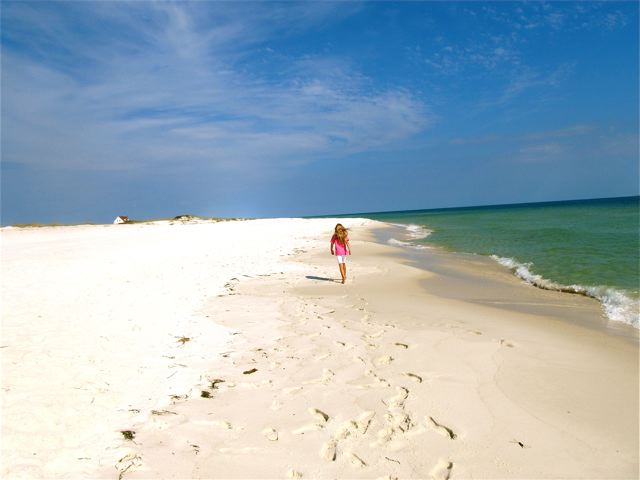 most beautiful white sand beach