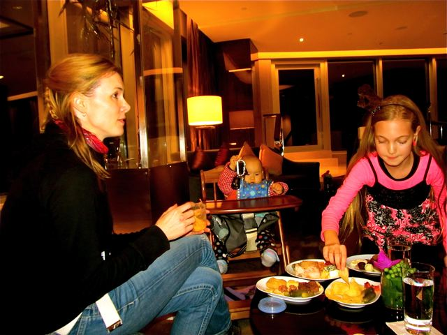 family style interview Ember Swift at Four Seasons Beijing