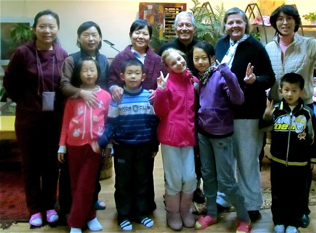 learning Mandarin in China - best school- language learning- kids