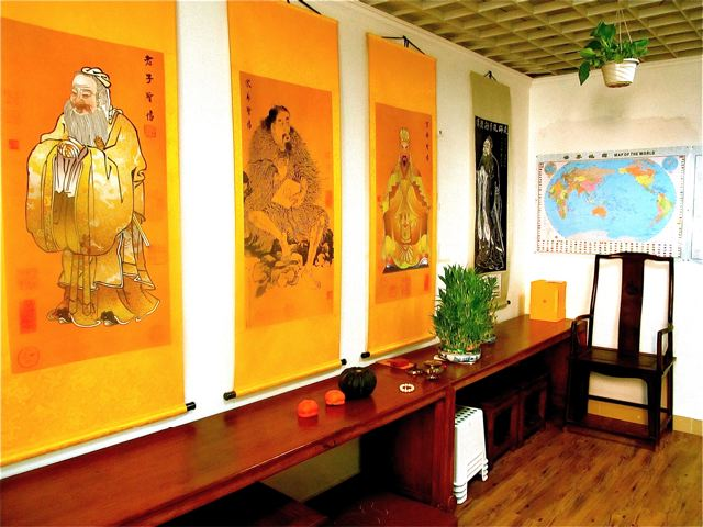 best school in Beijing to learn Chinese and traditional ways