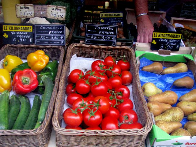 food markets Europe